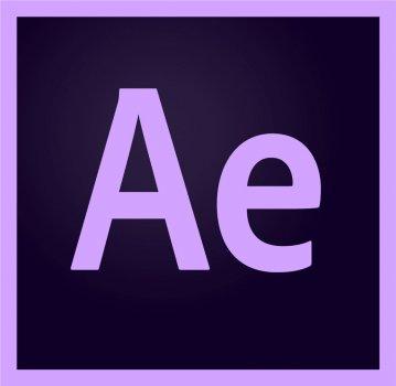 After Effects - Pro for enterprise. Лицензия для коммерческих организаций, годовая подписка на одного пользователя в пределах заказа от 1 до 9 (65308664BA01A12)