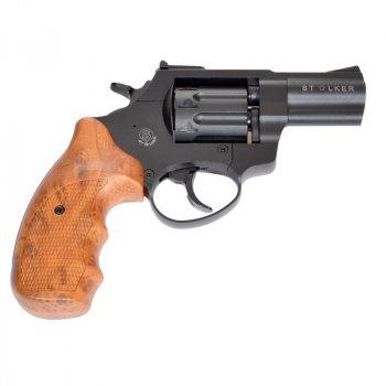"""Револьвер Флобера Stalker 2.5"""" 4 мм Wood (барабан сталь)"""