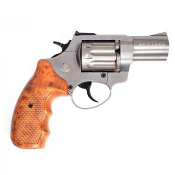 """Револьвер Флобера Stalker 2.5"""" Titanium Wood 4 мм"""