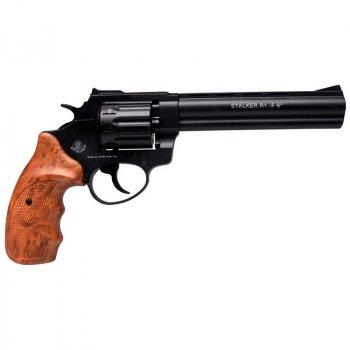 """Револьвер Флобера Stalker 6"""" 4 мм Wood"""