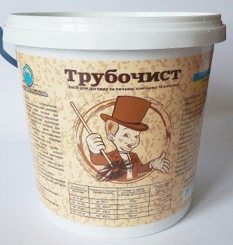 Очищувач димоходів ИнтерТехКомплект Сажотрус (1л)