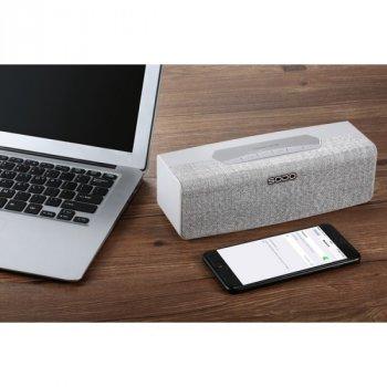 Бездротова Bluetooth колонка SODO L2-LIFE JKR | Оригінал | Гарантія Срібло
