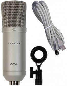 Набор звукового оборудования NOVOX NC-1 Черный (73720810700)