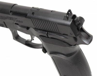 Пневматичний пістолет ASG Bersa Thunder 9 Pro - пластик (17302)