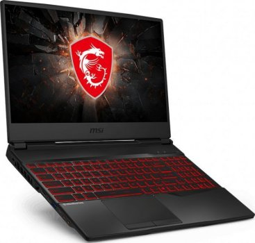 Ноутбук MSI GL65 i7‑9750H/32GB/256 GTX1650 Ti/120Hz