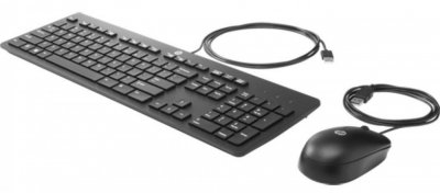 Комплект дротовий HP Slim Keyboard and Mouse USB (T6T83AA)