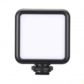 """Накамерный свет Ulanzi VL49 LED для фото видеосъемки 5500К с креплением холодный башмак резьба 1/4 """""""