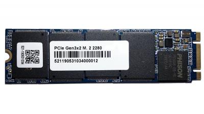 White Label SSD M. 2 1Tb OEM NVMe 1.3 (WLSSD-1024-M. 2-NVMe3x4)