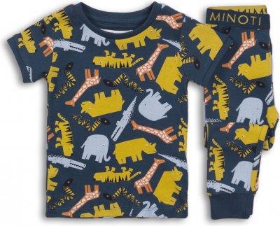 Пижама Minoti Pyja 13 13533/13534 Разноцветная