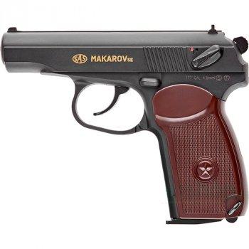 Пістолет пневматичний SAS Makarov SE