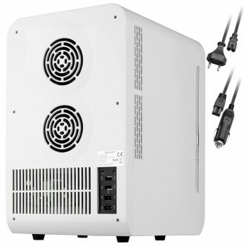 Автохолодильник термобокс 20Л 12V 220V KESSER з Німеччини Білий