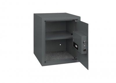 Сейф Kesser NR40 стальной мебельный для офиса и дома Черный