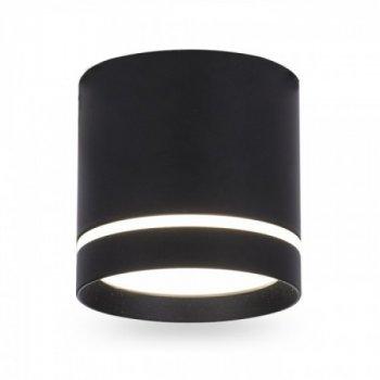 Світлодіодний акцентний LED світильник Feron AL543 10W чорний NEW (32589)