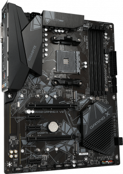Материнська плата Gigabyte B550 Gaming X V2 (sAM4, AMD B550, PCI-Ex16)