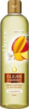 Гель для душа Lirene Oils Манго и жасмин 400 мл (5900717813212/5900717813229)