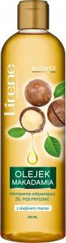 Гель для душа Lirene Oils Макадамия и манои 400 мл (5900717813410)