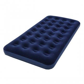 Надувной матрас Bestway 67001 полуторный Синий (67001_int)