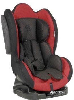 Автокрісло Bertoni (Lorelli) Sigma + Sps 0-25 кг Red&black (SIGMA + SPS red&black)