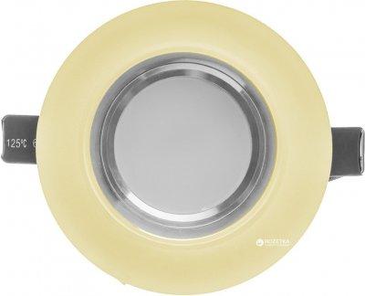 Світильник точковий з підсвіткою Brille HDL-G259/8W + 3W LED (36-172)