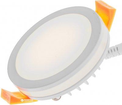 Світильник точковий світлодіодний Brille HDL-DS 144 7W LED WH (36-133)