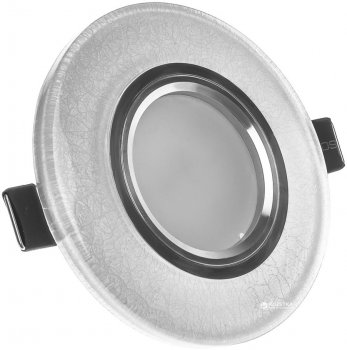 Світильник точковий Brille HDL-G256 WH (36-169)