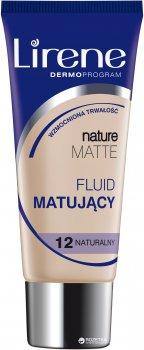 Тональный матирующий крем Lirene Nature Matte Натуральный 30 мл (5900717060128)