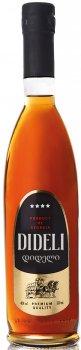 Крепкий алкогольный напиток Dideli 4* 0.5 л 40% (4860105084673)