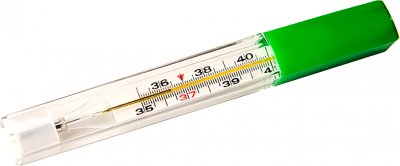Термометр ртутний MEDICARE (4820118171623)