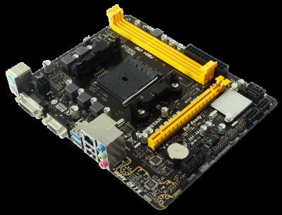 Материнська плата Biostar A68MDE (sFM2+, AMD A68H, PCI-Ex16)