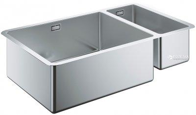 Кухонна мийка GROHE Sink K700U 760x450 31575SD0 сатин