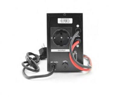 Джерело безперебійного живлення ДБЖ (з правильною синусоїдою) RITAR RTSW-500 LCD (MNA31EC141108)
