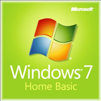 Операційна система Microsoft Windows 7 Home Basic 32-bit Russian) OEM DVD (F2C-00884)