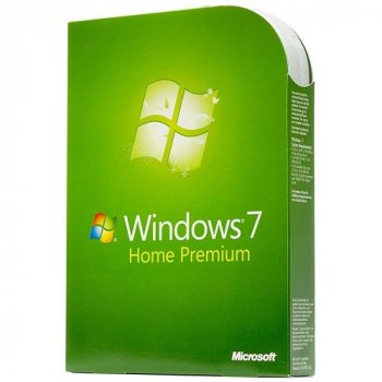 Операційна система Microsoft Windows 7 Home Premium (32/64-bit Russian) BOX DVD (GFC-00188)