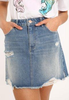 Спідниця джинсова Pimkie 690676110-10