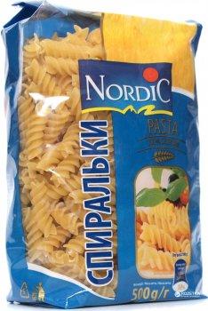 Макаронні вироби Nordic Спіральки 500 г (6411200108627)