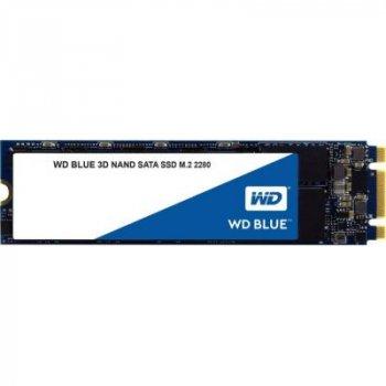 Накопичувач SSD M. 2 2280 250GB Western Digital (WDS250G2B0B) (WY36WDS250G2B0B)