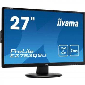 Монітор iiyama E2783QSU-B1 (WY36dnd-214599)