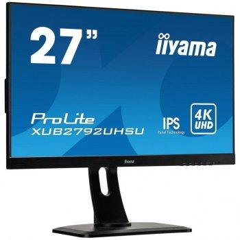 Монітор iiyama XUB2792UHSU-B1 (WY36dnd-221276)