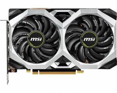Відеокарта GF RTX 2060 6GB GDDR6 Ventus XS MSI (GeForce RTX 2060 Ventus XS 6G) (WY36dnd-228610)
