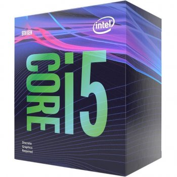 Процесор INTEL Core™ i5 9500F (BX80684I59500F) (WY36BX80684I59500F)