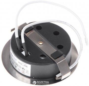 Світильник точковий Brille HDL-J 06 SN (163010)