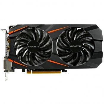 Відеокарта GIGABYTE GeForce GTX1060 3072Mb WF2 (GV-N1060WF2-3GD) (WY36dnd-203060)