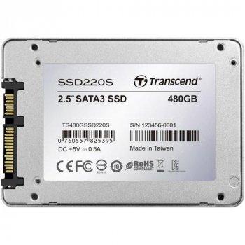 Накопитель Transcend SSD220S Premium (TS480GSSD220S) (WY36dnd-140068)
