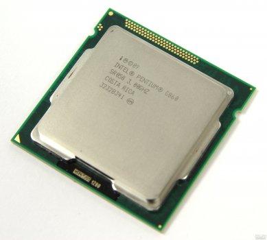 Процессор LGA 1155 Intel Pentium G860 2/(2)x3.0 GHz/3 MB Б/У