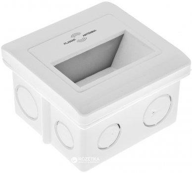 Світлодіодний світильник для сходинок Brille LZ-01/1.5W WW + MV WH (33-023)