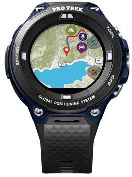 Годинник Casio WSD-F20A-BU Pro Trek Smartwatch 58mm 5ATM