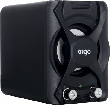 Колонки для ПК ERGO ST-2 USB 2.1 BLACK