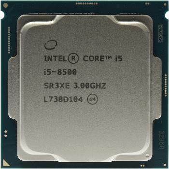 Процесор Intel Core i5-8500 3,0 GHz (Tray) (CM8068403362607) LGA1151