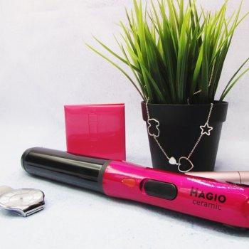 Плойка-випрямляч для волосся MAGIO MG-678
