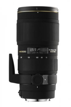 Sigma 70-200 mm f2.8 APO EX DG HSM Macro II for Canon
